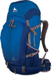 Dan's new backpack, the Gregory Z40