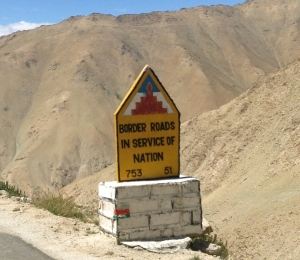 Border Roads In Service Of Nation