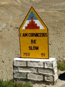 I Am Corvaceous Be Slow