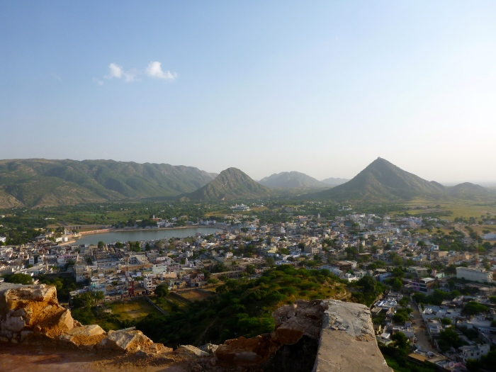 Pushkar. Good life. Long life. Good friends. Safe travels.
