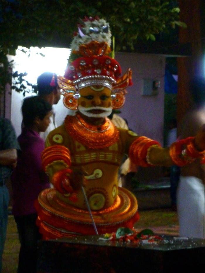 Theyyam ritual